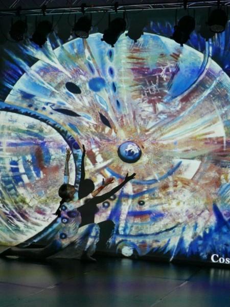 Cosmic Cell & Dancer